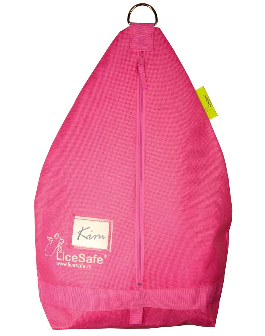 LiceSafe-pussi - Pirteä pinkki