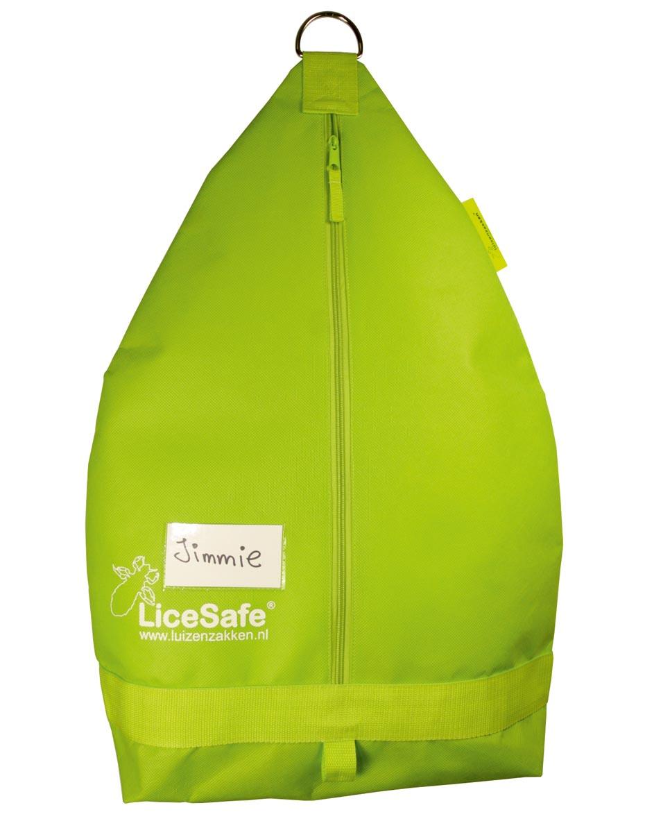 LiceSafepussi - Raikas limenvihreä